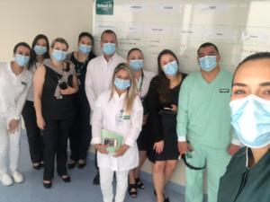 profissionais da saúde em busca de atendimento qualificado aos pacientes