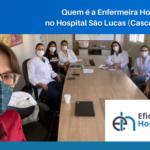 apresentação da enfermeira hospitalista