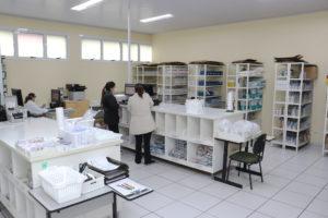 farmacêuticas e lean farmácia no Hospital Unimed Poços de Caldas